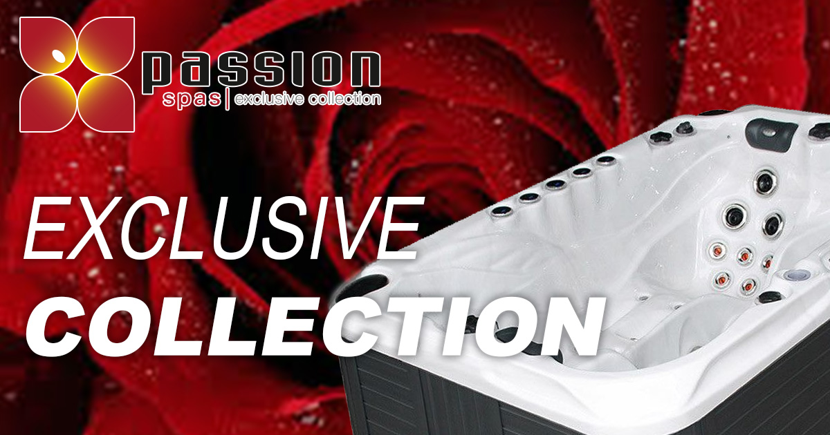 Exclusive Passion Spas Collection