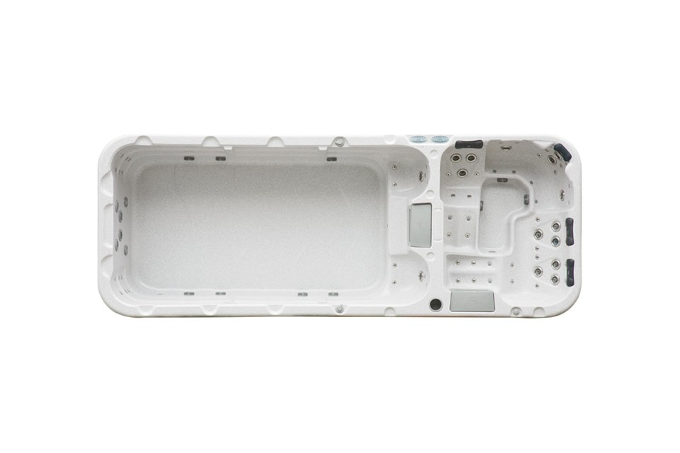 Aquatic spa 3 Top view, only <span class='highlight'>17.999&euro;